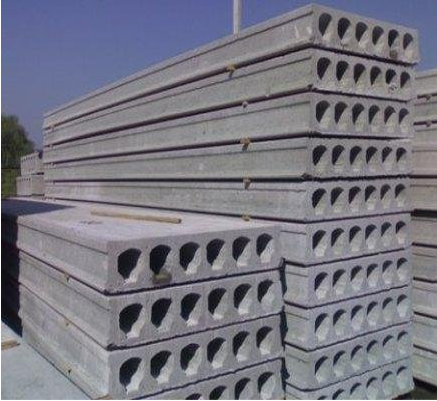 Technology of high-effectively precast ceramsite concrete floor slabs production without sheathing formation lines.